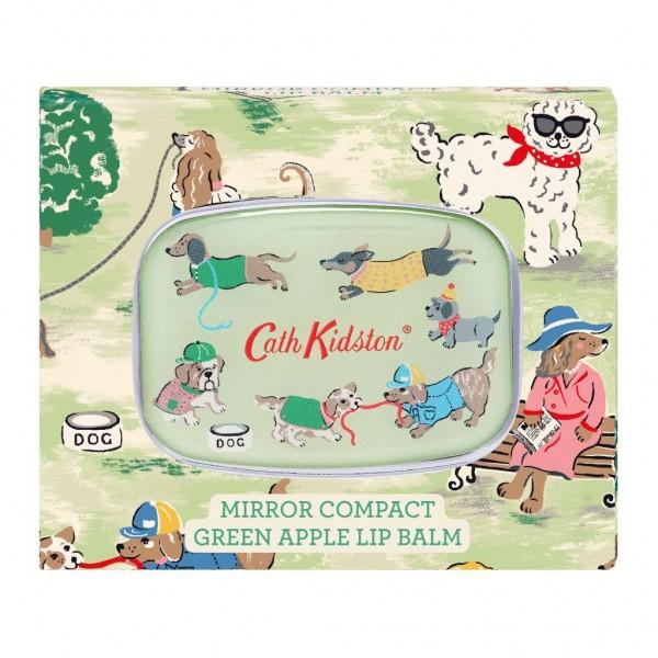 CK PARK DOGS, Compact Mirror Lip Balm 6g