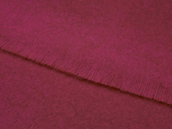 Mohair-Decke, Cactus Pink 135 x 180 cm