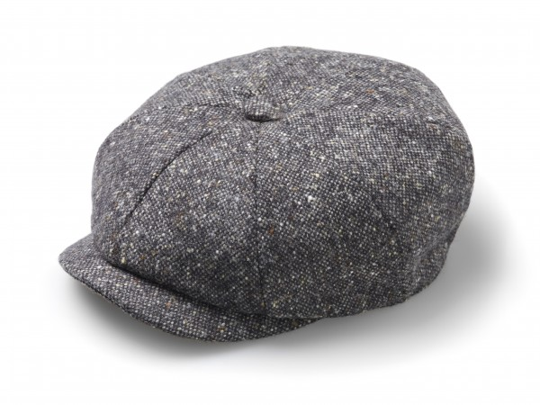 BAKER BOY, Hat - Charcoal Fleck