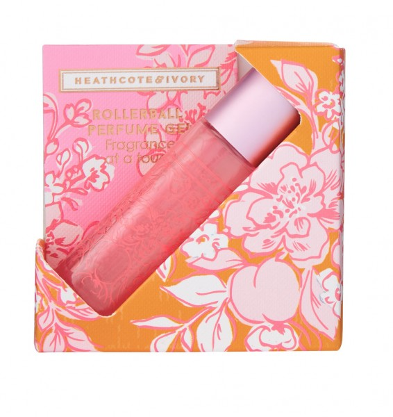 PINKS & PEAR BLOSSOM, Perfume Gel 10ml