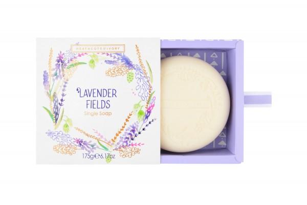 LAVENDER FIELDS, Single Soap 175g