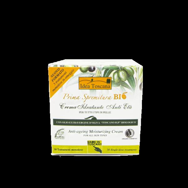 BIO FACE CARE LINE, Anti-Aging Moisturizing Cream