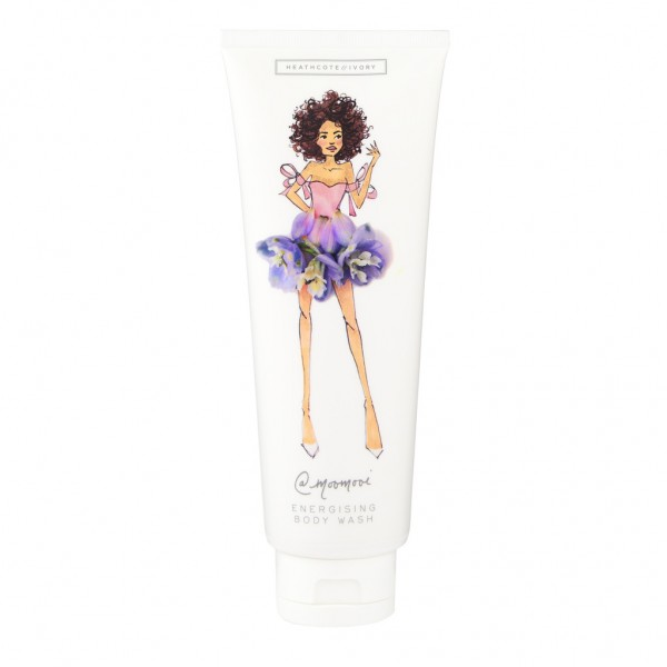 MW SOMEFLOWERGIRLS, Energising Body Wash 250ml