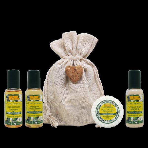 Bath and Shower Gift Set 4-teilig