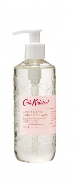 Hand & Body Wash 300ml. Freston Cassis & Rose -z.Zt. ausverkauft-
