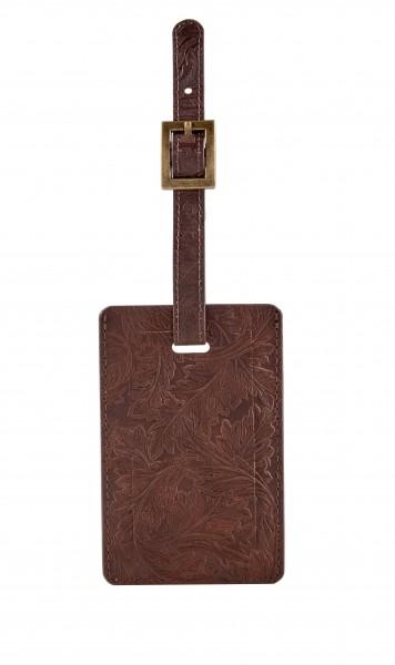 Luggage Tag, Morris & Co. GENTLEMAN