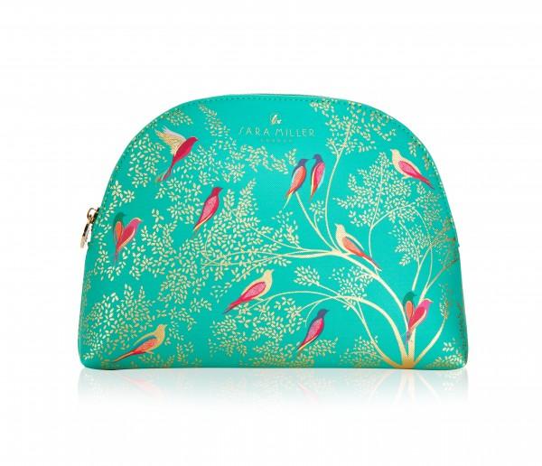 SARA MILLER CHELSEA, Large Cosmetic Bag (Green)