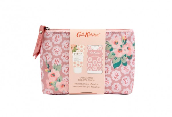CK FRESTON CASSIS & ROSE, Cosmetic Pouch